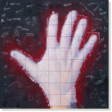 The Artists Hand – Snapshot 4