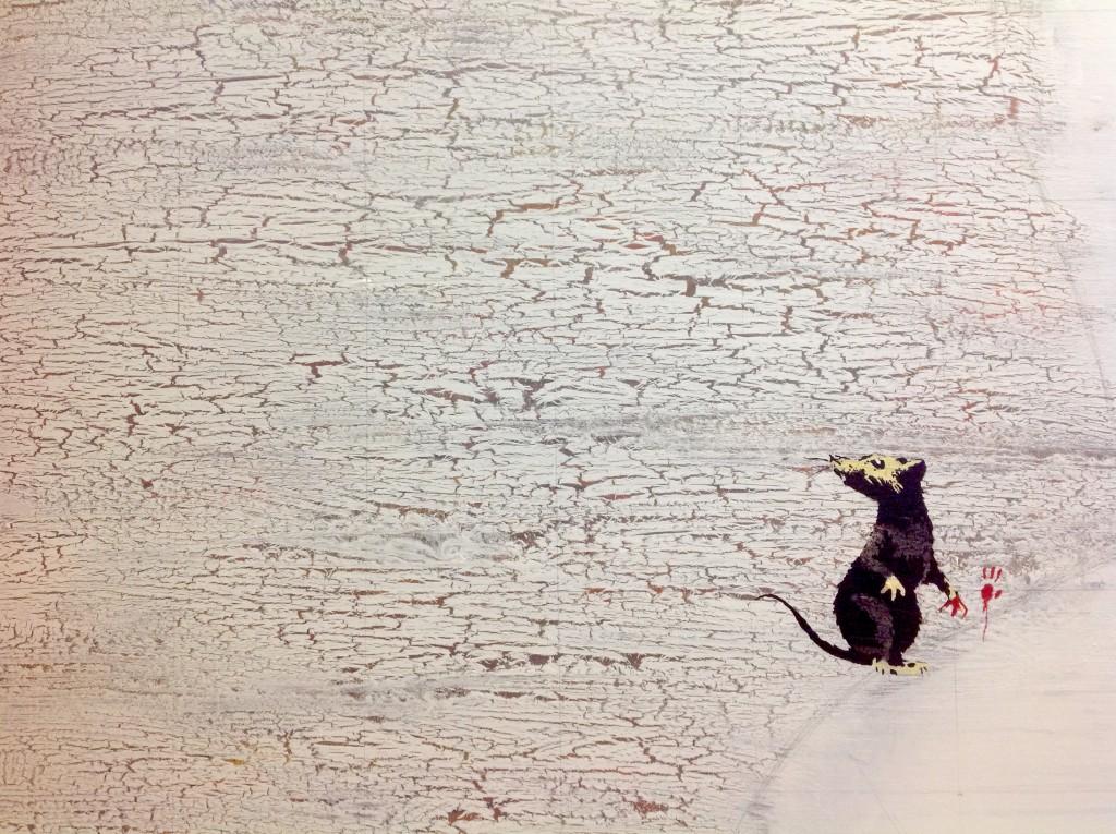Banksy's Rat