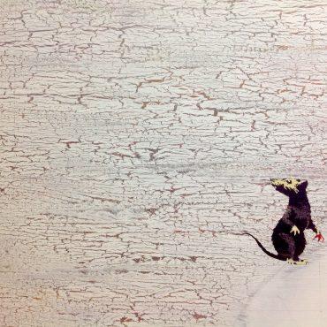 Banksy Magic – Portrait of a Familiar